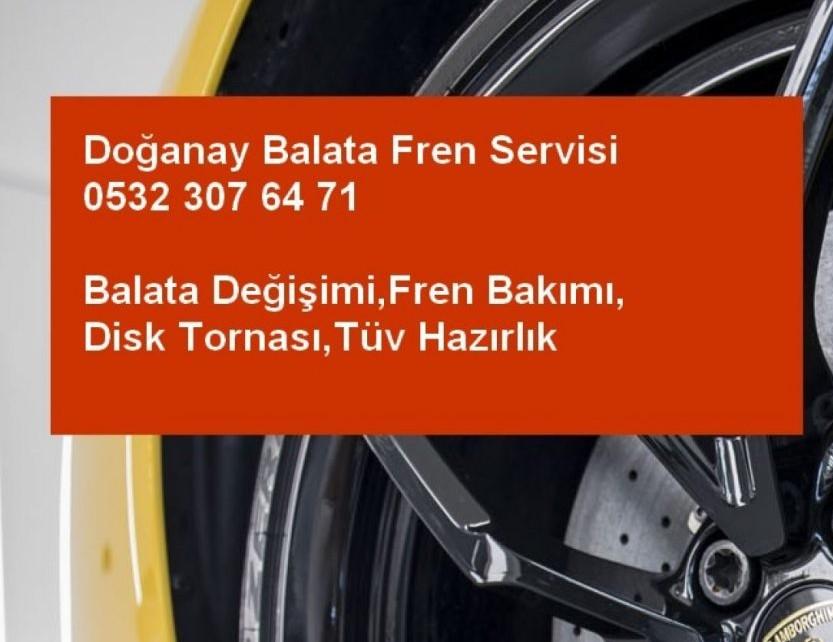 Doğanay Balata Fren Servisi